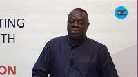 Dr. Ibrahim Mohammed Awal, Business Development Minister