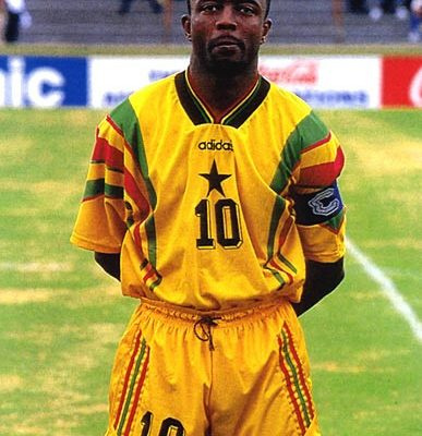 Abedi Pele is the most skillful footballer I have ever seen - Prince Polley