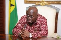 Market women say President Akufo-Addo should tone down on his English