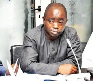 Member of Parliament for Bodi, Sampson Ahi