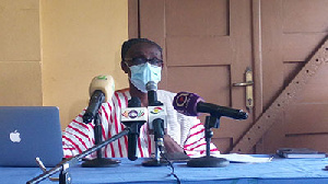 Western Regional Director of Health Service, Dr Jacob Mahama