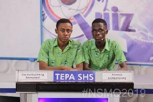TEPA SHS NSMQ 2019