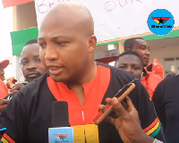 Samuel Okudzeto Ablakwa, Member of Parliament for North Tongu