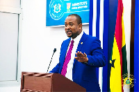 Pius Enam Hadzide, Deputy Minister of Information
