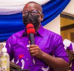 Central Regional Chairman of GNAT, Rev Dr. Isaac Owusu