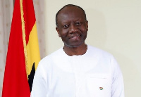Minister of Finance, Ken Ofori-Atta