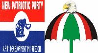 Logo of NPP and NDC