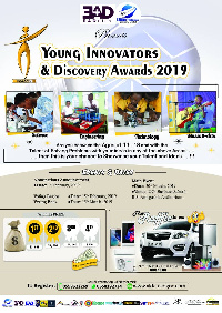 Official artwork for Young Innovation And Discovery Awards