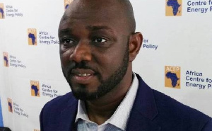 Executive Director of the Africa Centre for Energy Policy, Ben Boakye