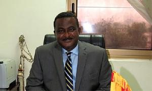 MP for Cape Coast South, Kweku Ricketts-Hagan