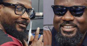 Ghanaian musicians, Samini and Sarkodie