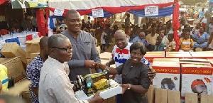 Ayew Afriyie Donate