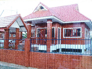 Residential property built by Department for Rural Housing