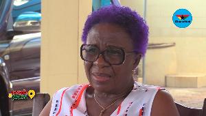 Mrs. Veronica Bekoe is the inventor of the Veronica Bucket