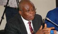 James Klutse Avedzi, MP for Ketu North and Deputy Minority Leader