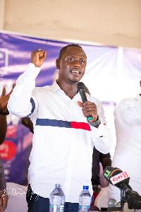 Eastern Regional Youth Organiser of the NPP, Jerry Osei-Poku
