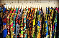 Some Ghanaian/African fabrics