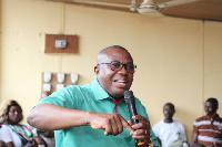 Samuel Ofosu Ampofo, Chairman of National Democratic Congress