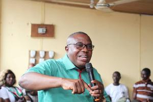 National Chairman of NDC, Samuel Ofosu-Ampofo