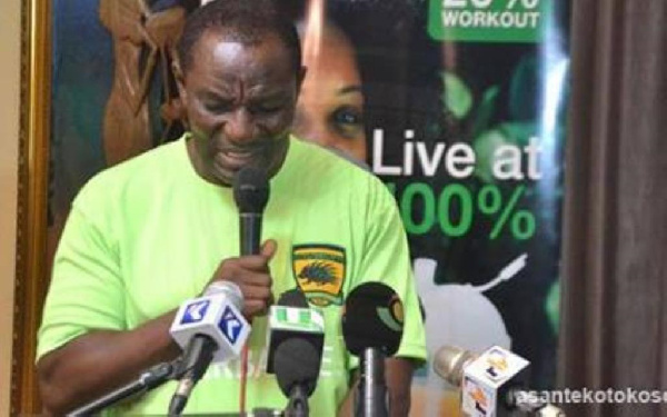 There will be changes at Kotoko after the Lydia Nkansah's led Committee - George Kennedy