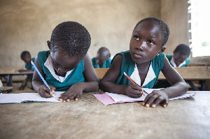 Children In School Ghana