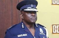 David Asante-Apeatu, Inspector-General of Police (IGP)