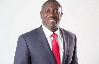 Daniel Addo is CEO of Consolidated Bank Ghana