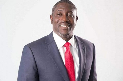Daniel Wilson Addo, CEO,Consolidated Bank Ghana Limited