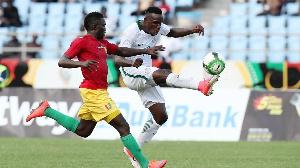 Nigeria Guinea