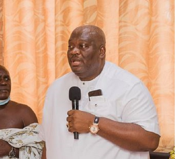 Banning aboboyaa: 'You're overstepping your authority – Minority to Henry Quartey