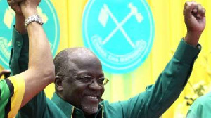 Tanzania president has said the country is virus-free