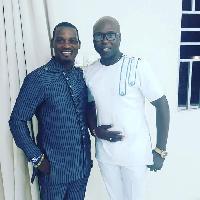 Kwasi Ernest & SP Kofi Sarpong