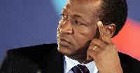 President Blaise Compaoré, Burkina Faso's former president