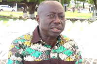 Former Director-General of the Ghana Maritime Authority, Kwame Owusu
