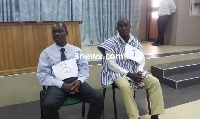 Abraham Boadi aka Opooman & Michael Adusei are the two contenders for the KMA PM post