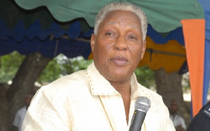 Former Minister of Works and Housing, Mr Enoch Teye Mensah