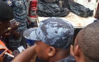 Two robbers shot by police in the Ashanti region