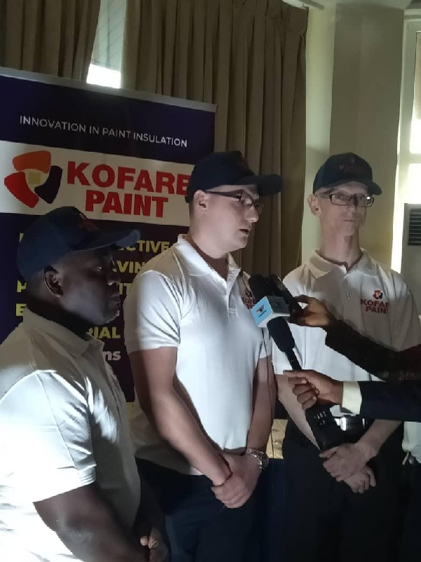 KOFARB Ghana to establish paint production plant in Ghana