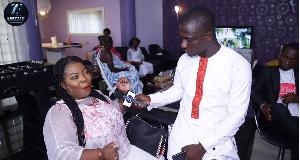 Maame Yeboah advised Nayas to treat her husband well