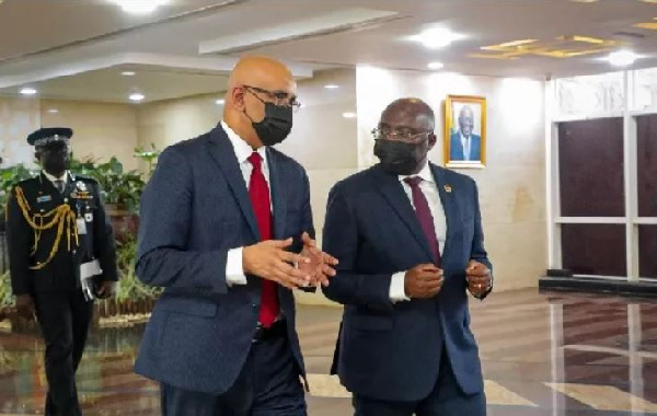 Oil & Gas: Ghana ready to share ideas, experiences with others - Says VP Bawumia