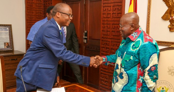 Akufo-Addo showed excellent leadership in tackling effect of coronavirus on economy – BoG Boss