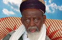 Sheikh Osman Nuhu Sharubutu, National Chief Imam