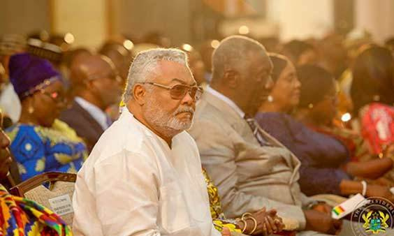 Rawlings brands Kufuor a 'terrorist' in latest attack