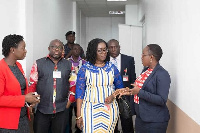 Hon. Ursula Owusu commended Airtel Ghana for promoting digital and financial inclusion
