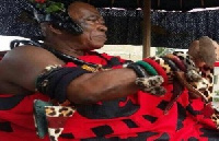 The late Bantamahene, Baffuor Awuah Amankwatia V