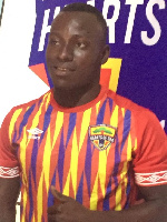 Patrick Razak signs for Hearts of Oak, awaits official confirmation
