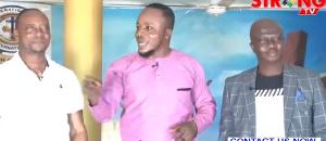 Archbishop Patrick Arthur brokered a peace deal between Prophet Amponsah and Rev. Asamoah Boateng