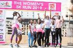 5K women run contestants