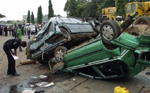 Most road accidents have been attributed to indiscipline on roads