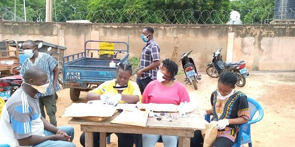 New Voters' Register: Non-Ghanaians who are caught registering to serve two years in prison